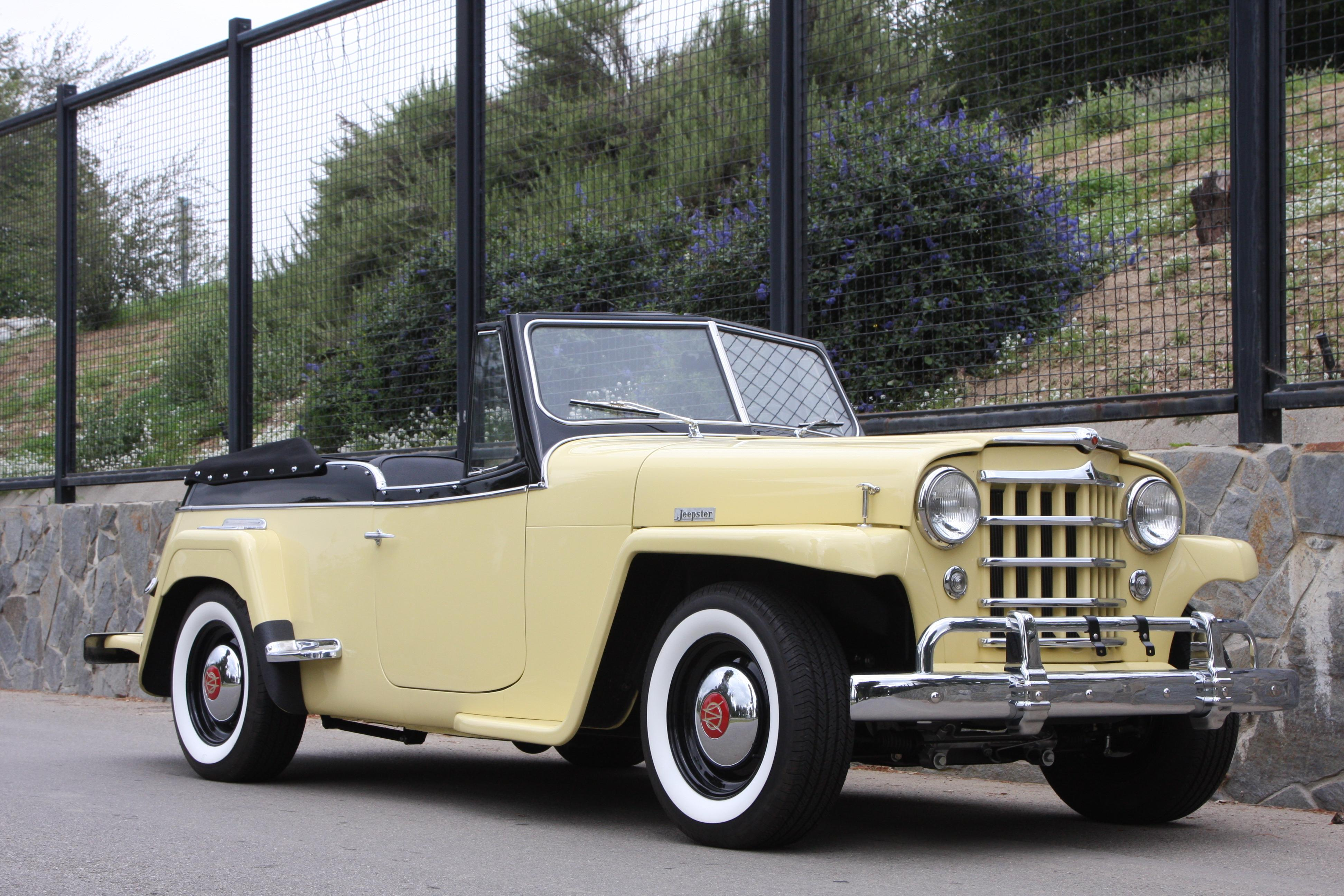 ICON4x4Design 1951 Willys Jeepster 18893572