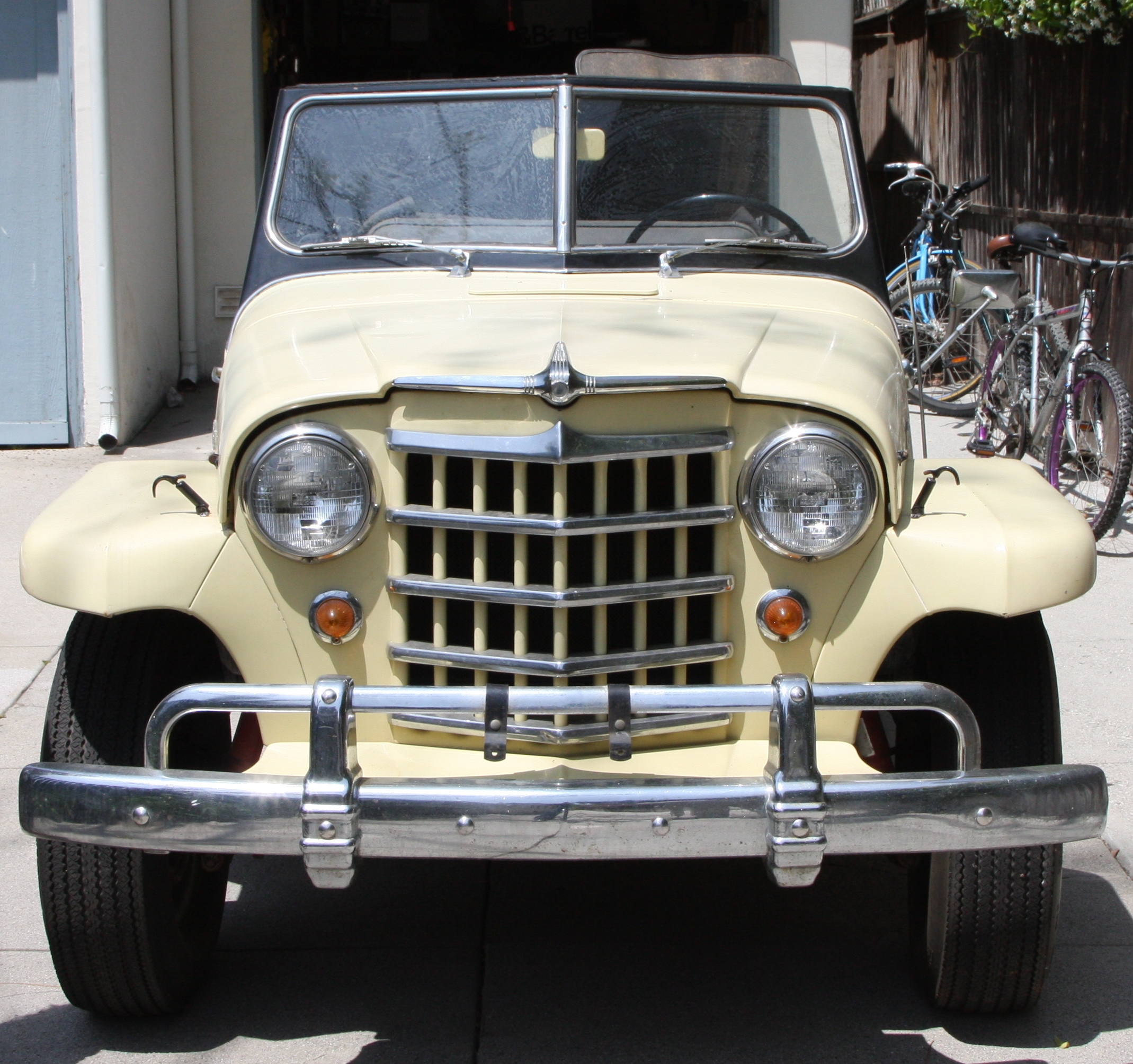 ICON4x4Design 1951 Willys Jeepster 18893708