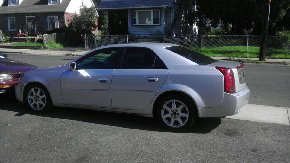 Another H3LLRA53R 2003 Cadillac CTS post... - 15331357