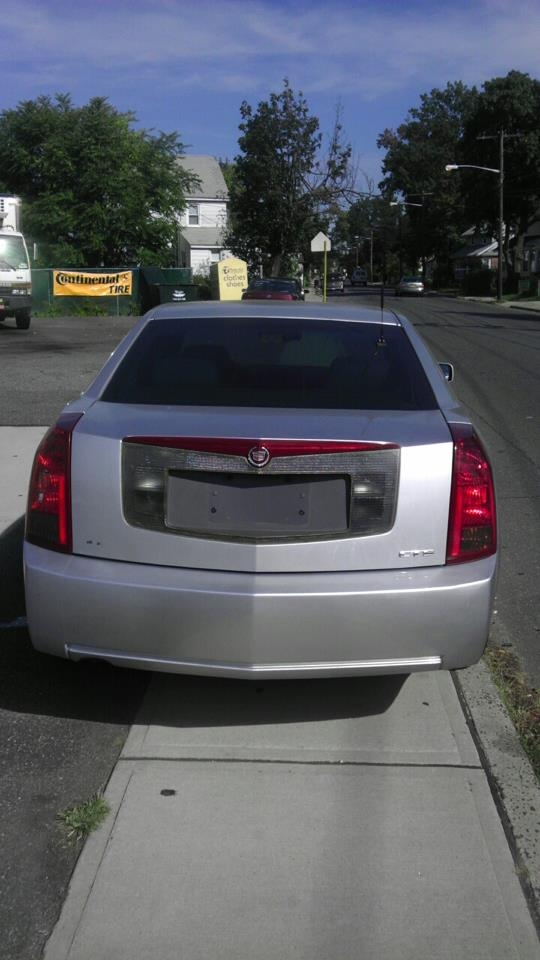 Another H3LLRA53R 2003 Cadillac CTS post... - 15331364