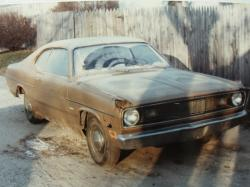 Timouth 1972 Plymouth Duster
