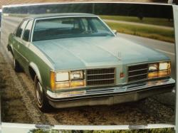 Timouth 1978 Oldsmobile Delta 88