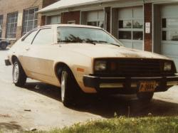 Timouth 1979 Ford Pinto