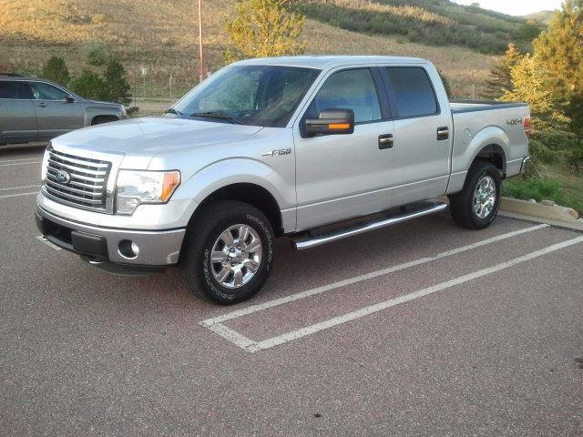 F150 Supercrew Cab >> Troyfed36 2011 Ford F150 Supercrew Cabxlt Pickup 4d 5 1 2 Ft
