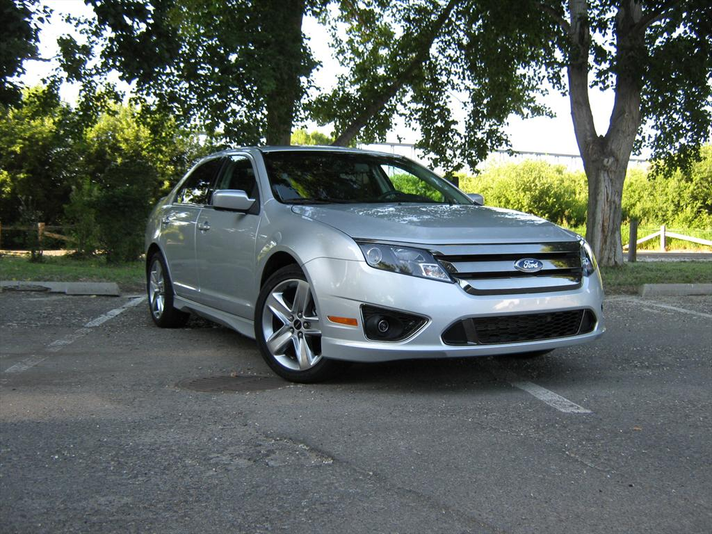 equipe2500's 2011 Ford Fusion