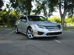 equipe2500s 2011 Ford Fusion