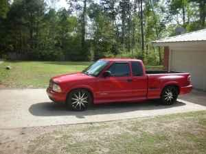 DillanCrawford 2000 GMC Sonoma Club Cab