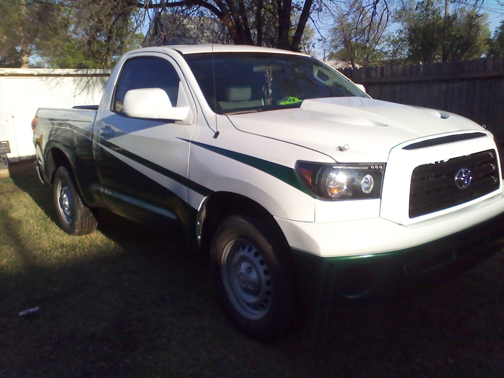 Another screwup05 2009 Toyota Tundra Regular Cab post... - 15080110