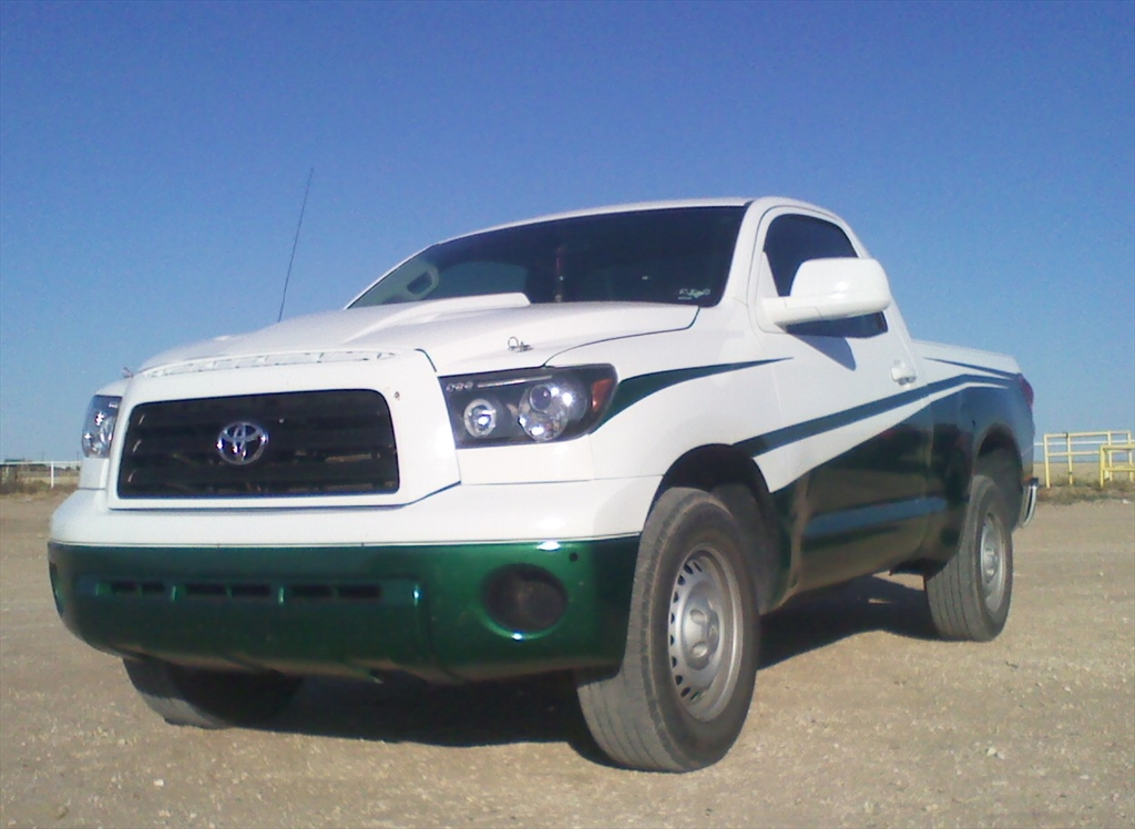 Another screwup05 2009 Toyota Tundra Regular Cab post... - 15371806