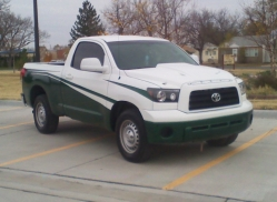 Another screwup05 2009 Toyota Tundra Regular Cab post... - 15394731