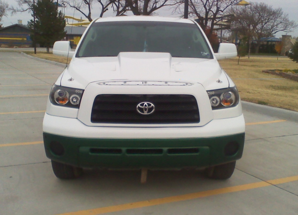 Another screwup05 2009 Toyota Tundra Regular Cab post... - 15394734