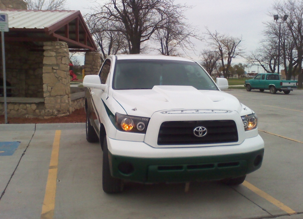 Another screwup05 2009 Toyota Tundra Regular Cab post... - 15394748