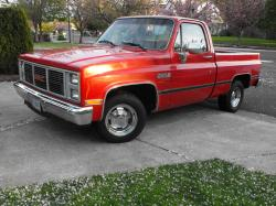 motox166 1985 GMC C/K Pick-Up