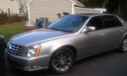 WHITEBOYGANGSTA 2007 Cadillac DTS