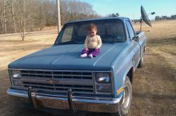 1985 Chevrolet C/K Pick-Up