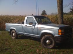 Dani95s 1989 Ford Ranger Regular Cab