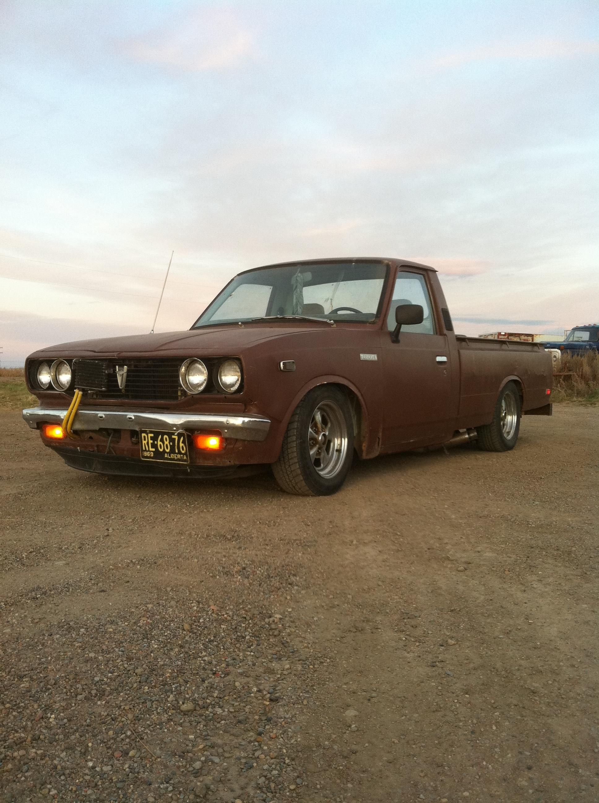 Another 79silverbu 1974 Toyota HiLux post... - 15345259