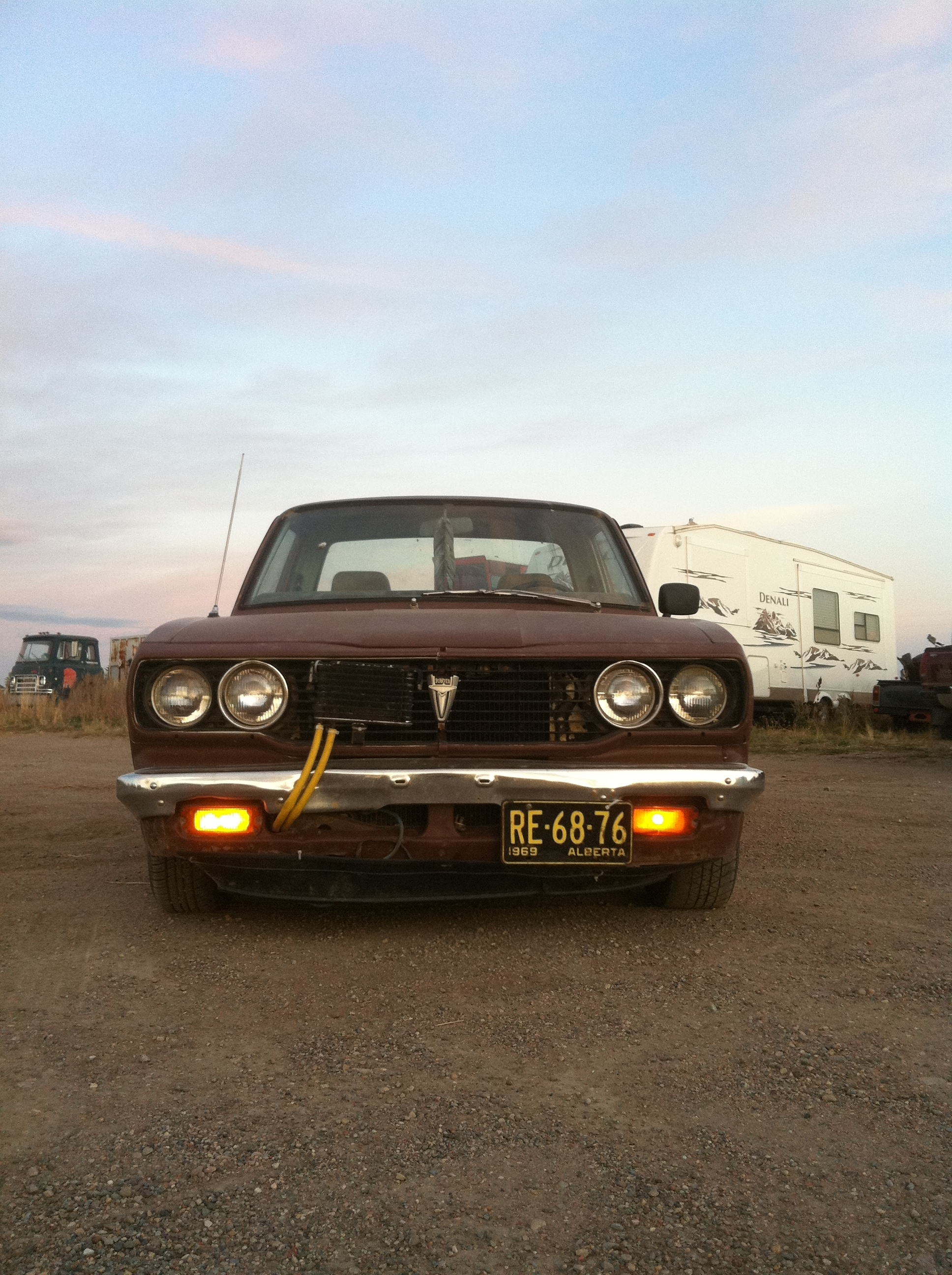 Another 79silverbu 1974 Toyota HiLux post... - 15345263