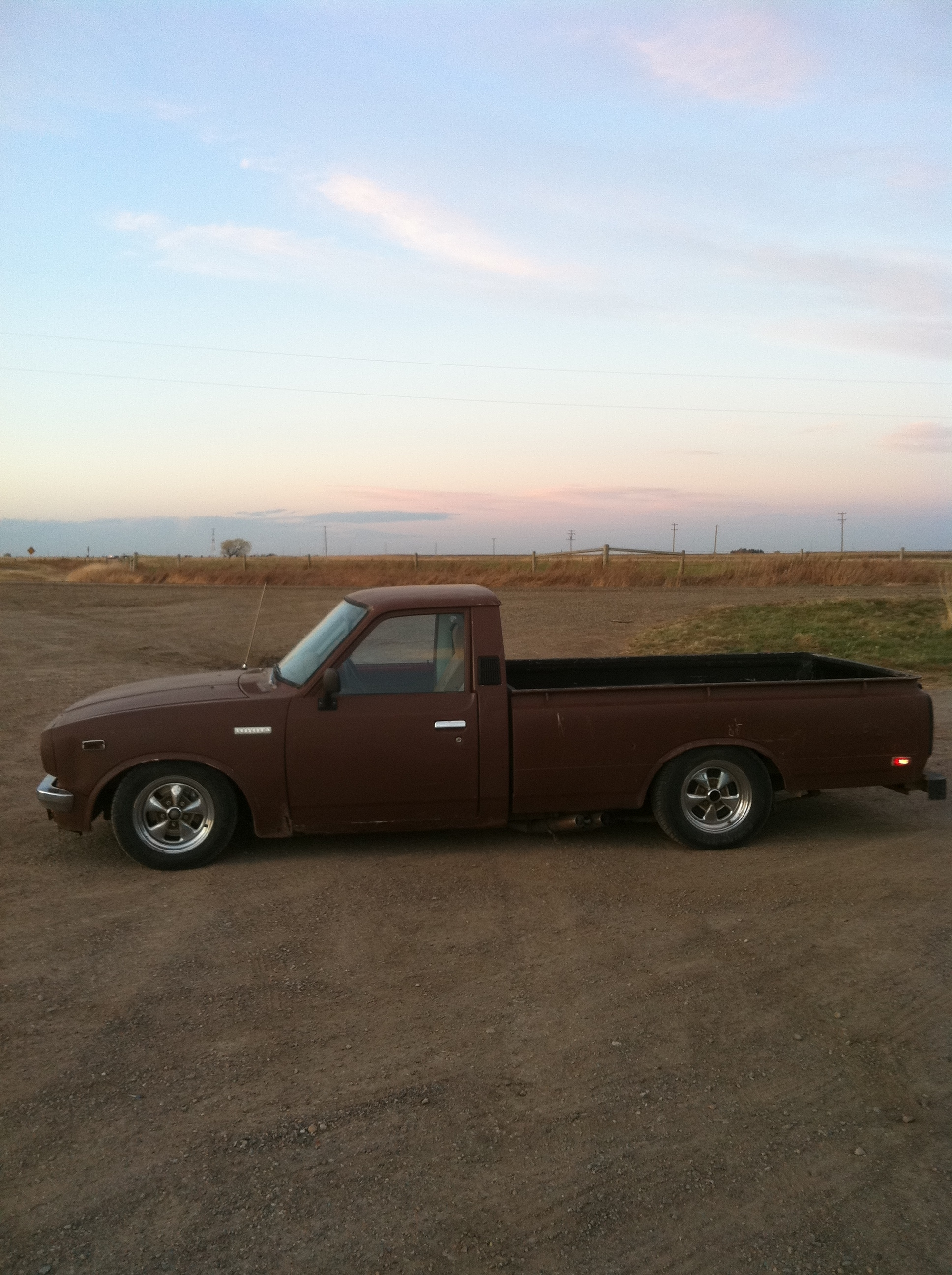 Another 79silverbu 1974 Toyota HiLux post... - 15345264