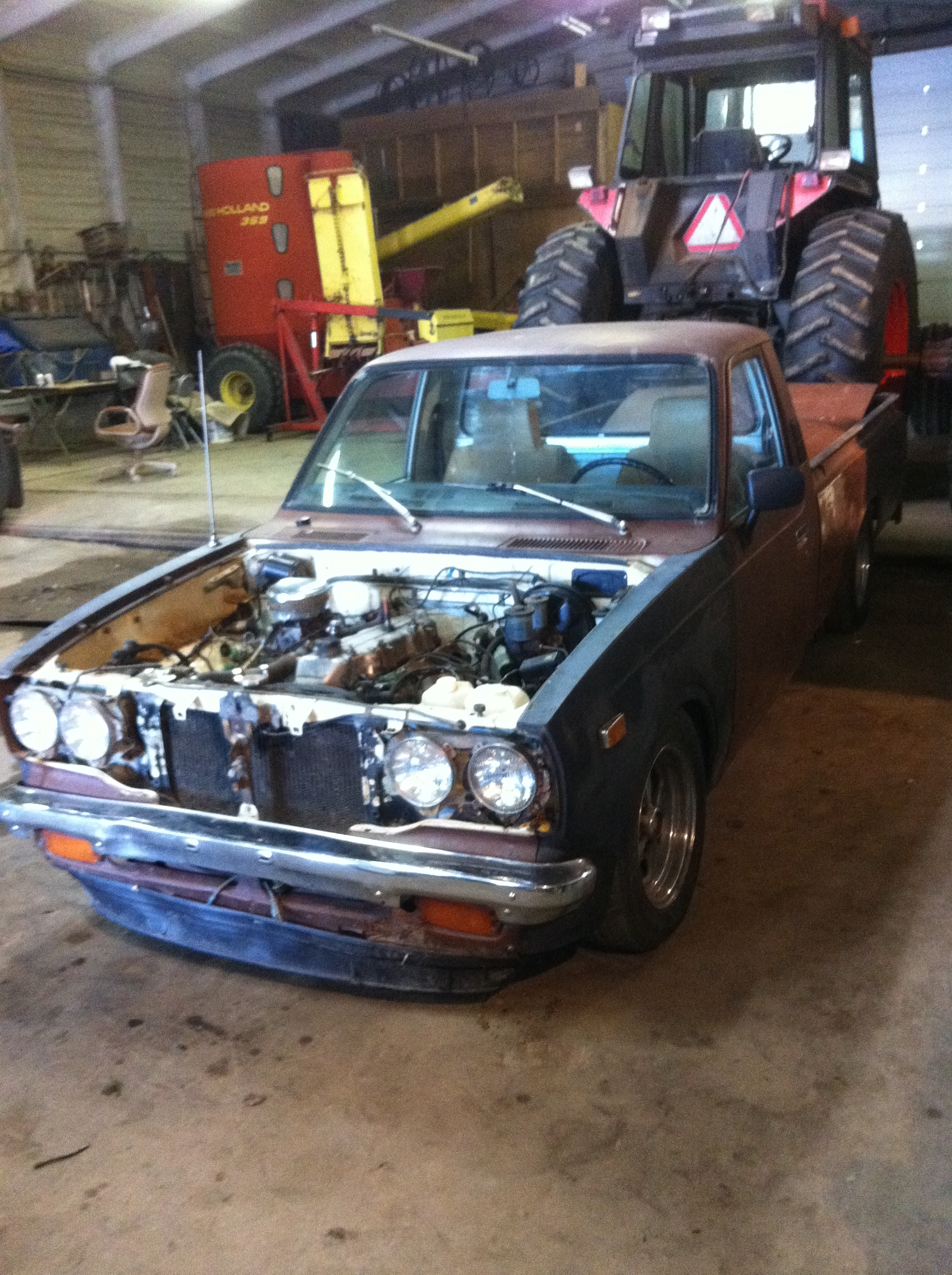 Another 79silverbu 1974 Toyota HiLux post... - 15488814