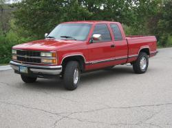 hotrodtodd09 1990 Chevrolet 1500 Extended Cab