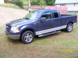 cblack6540s 2006 Ford F150 Super Cab