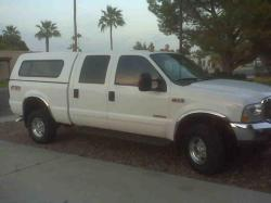 wlvs75 2003 Ford F350 Super Duty Crew Cab & Chassis