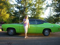 jetkilr218 1973 Plymouth Duster