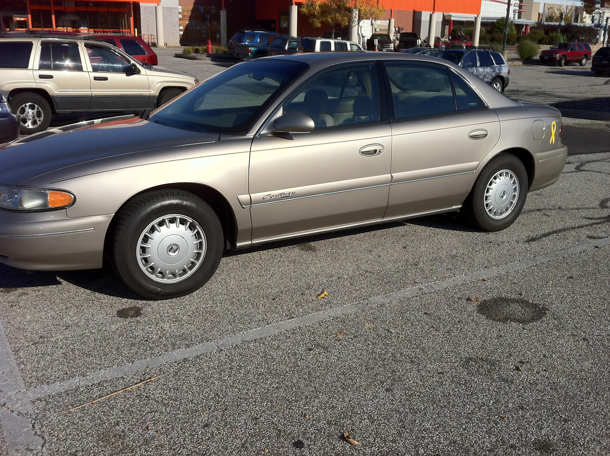 Another BLKSXT 1998 Buick Century post... - 15355936