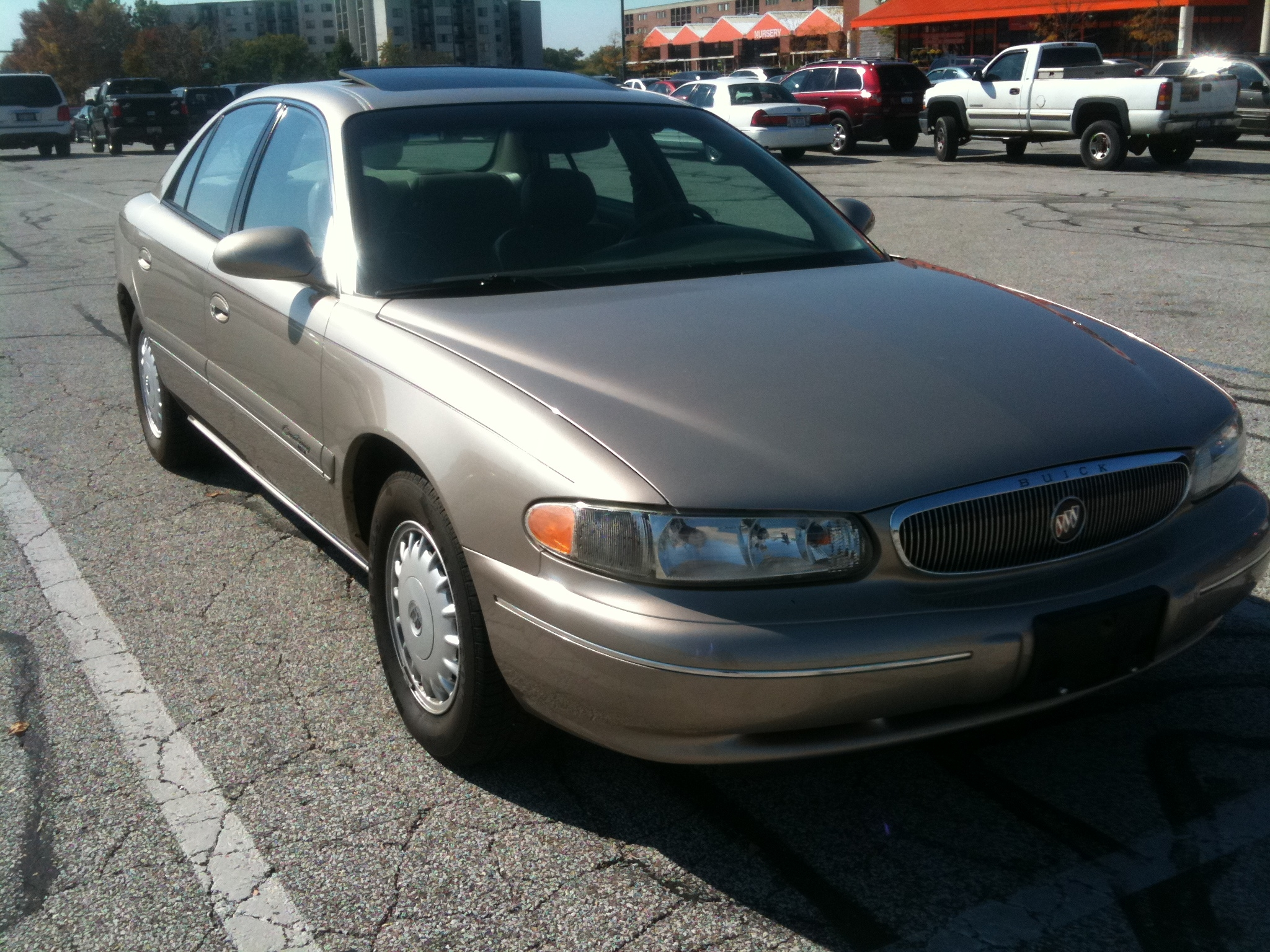 Another BLKSXT 1998 Buick Century post... - 15355968