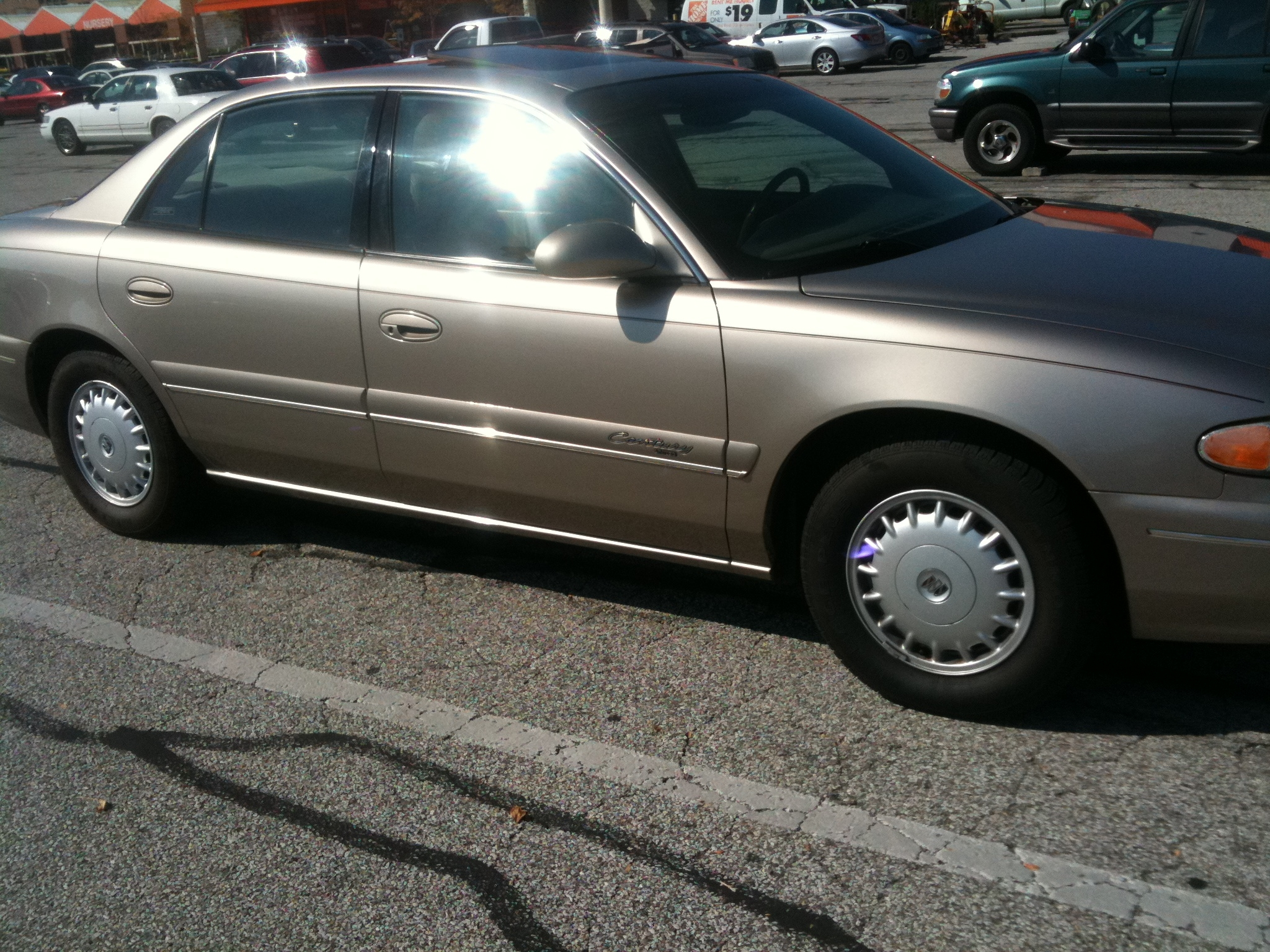 Another BLKSXT 1998 Buick Century post... - 15355969
