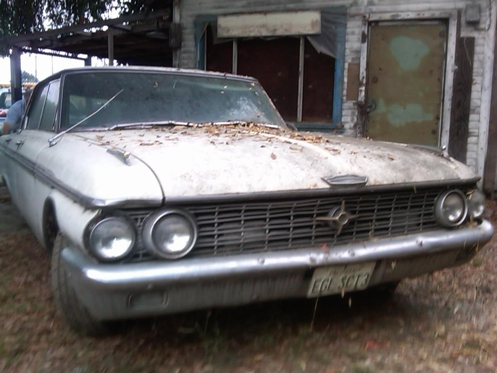 Another socalted 1962 Ford Galaxie post... - 15355054