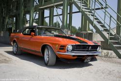 Gearz70s 1970 Ford Mustang