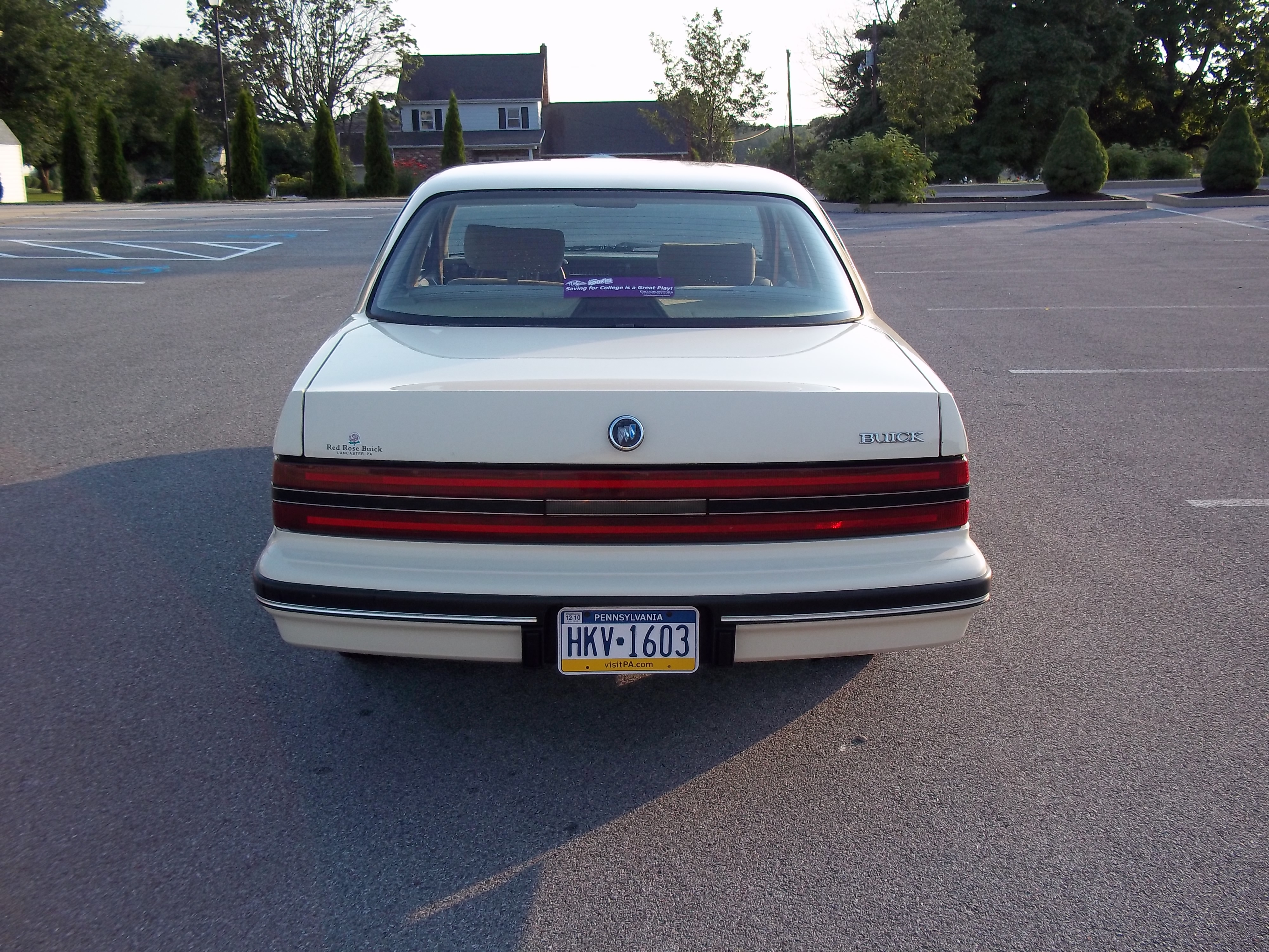 Another kingdomboost 1991 Buick Century post... - 17340642