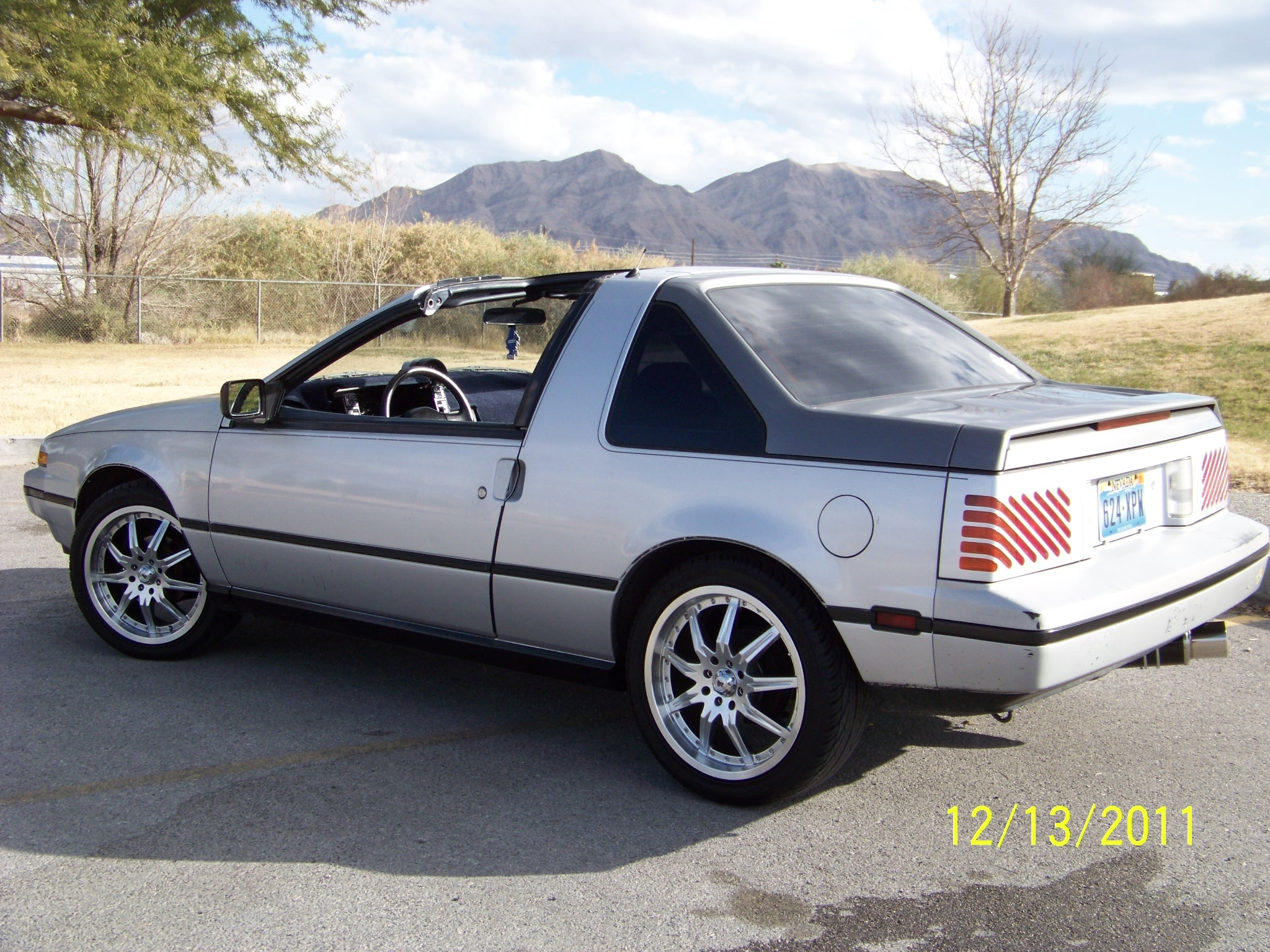 austin_13 1987 Nissan Pulsar Specs, Photos, Modification ...