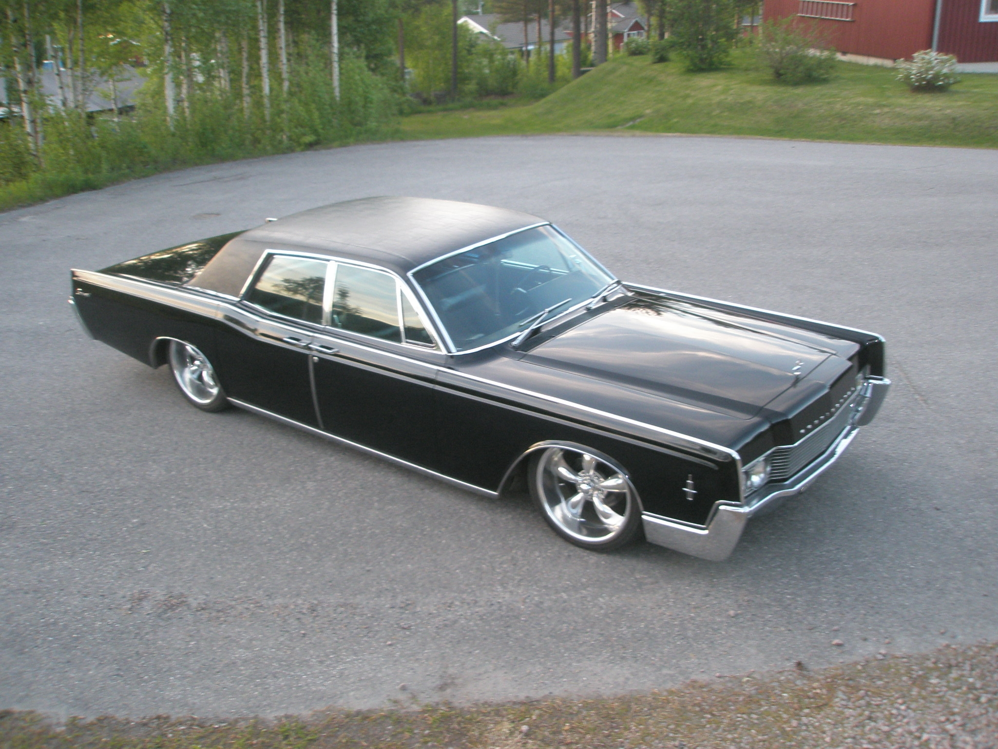 sickboy83 1966 lincoln continentalall trims specs photos. Black Bedroom Furniture Sets. Home Design Ideas
