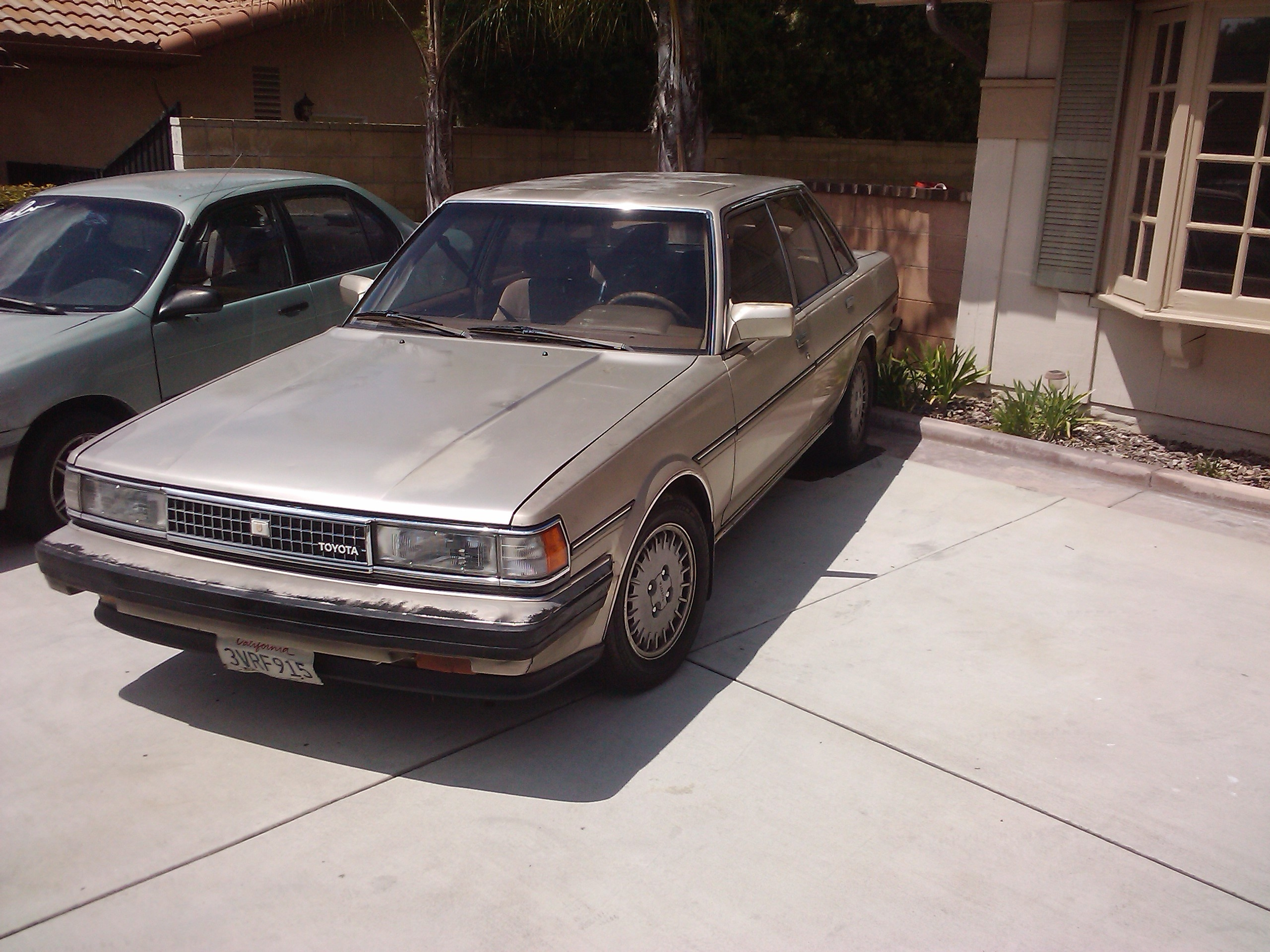 Another therealfaze 1987 Toyota Cressida post... - 15388558
