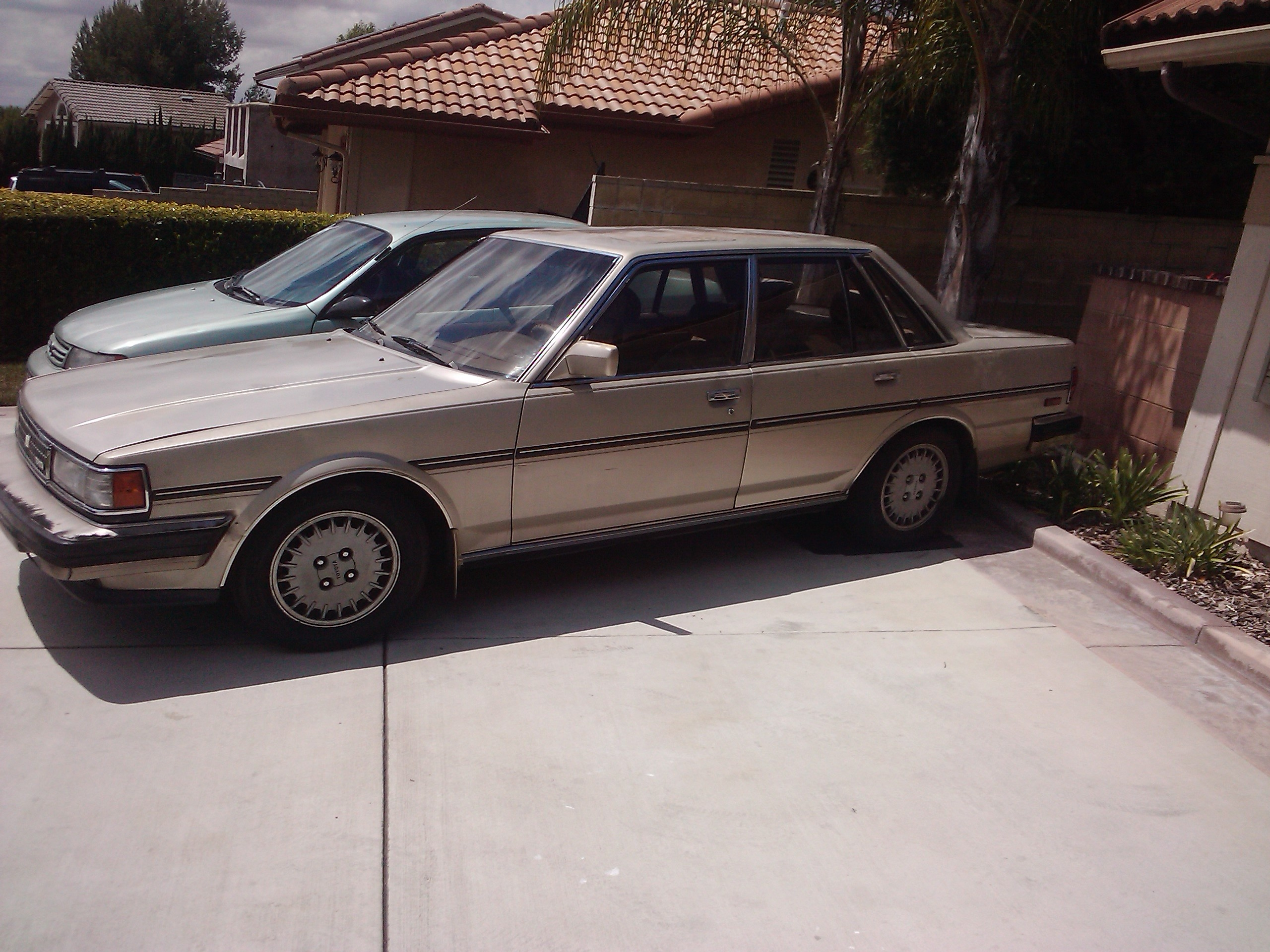 Another therealfaze 1987 Toyota Cressida post... - 15388560