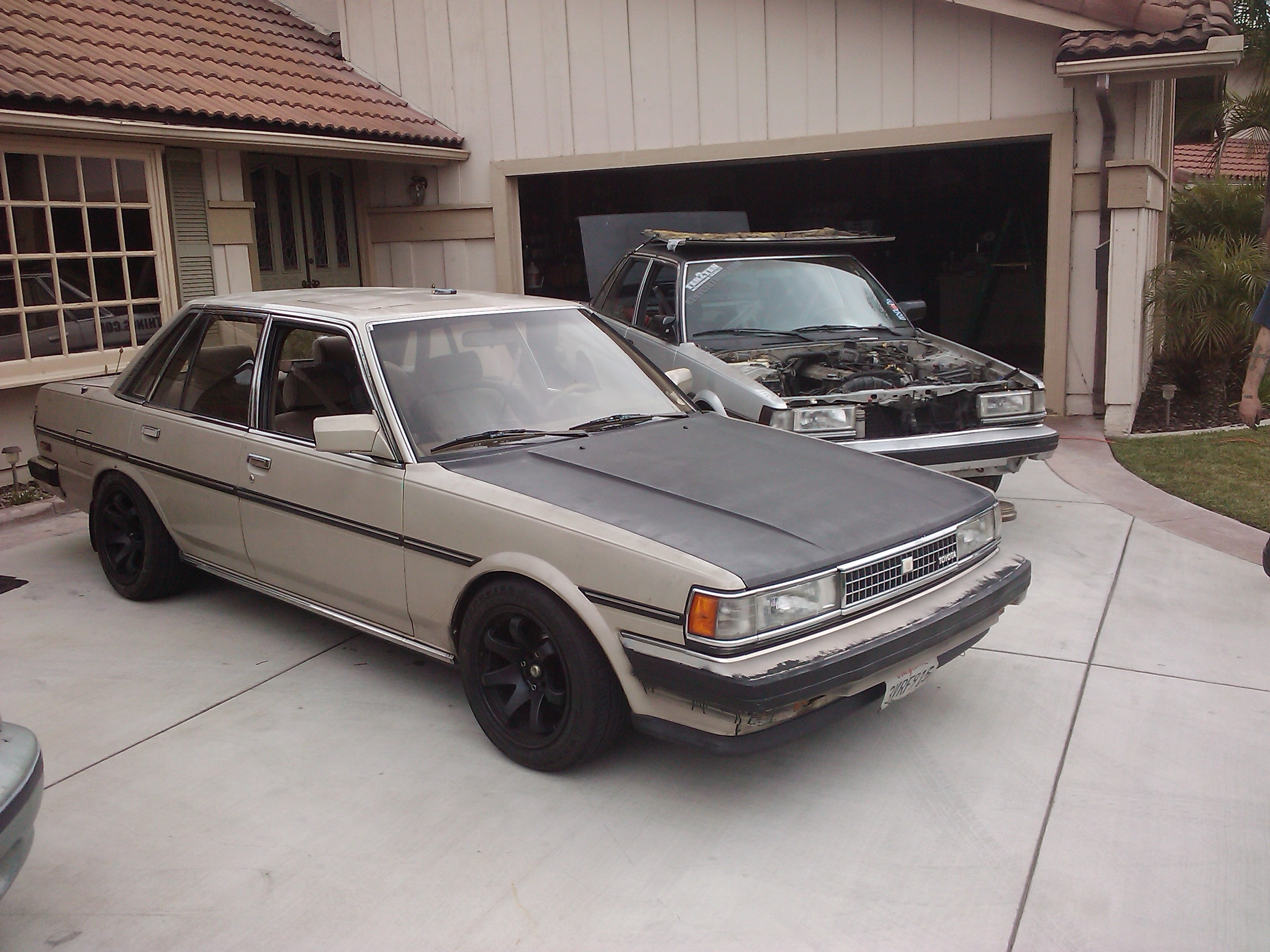 Another therealfaze 1987 Toyota Cressida post... - 15388564