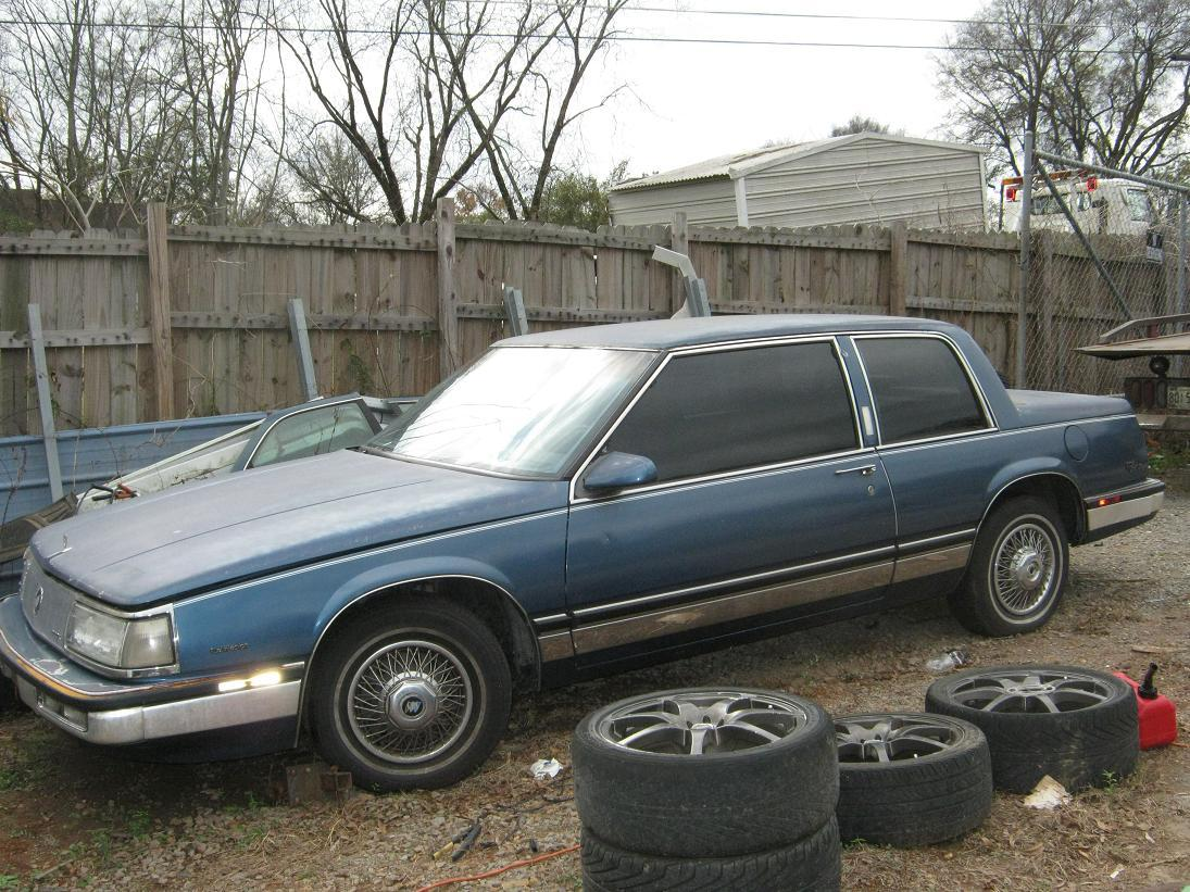 turbokinetic 1987 Buick Park Avenue