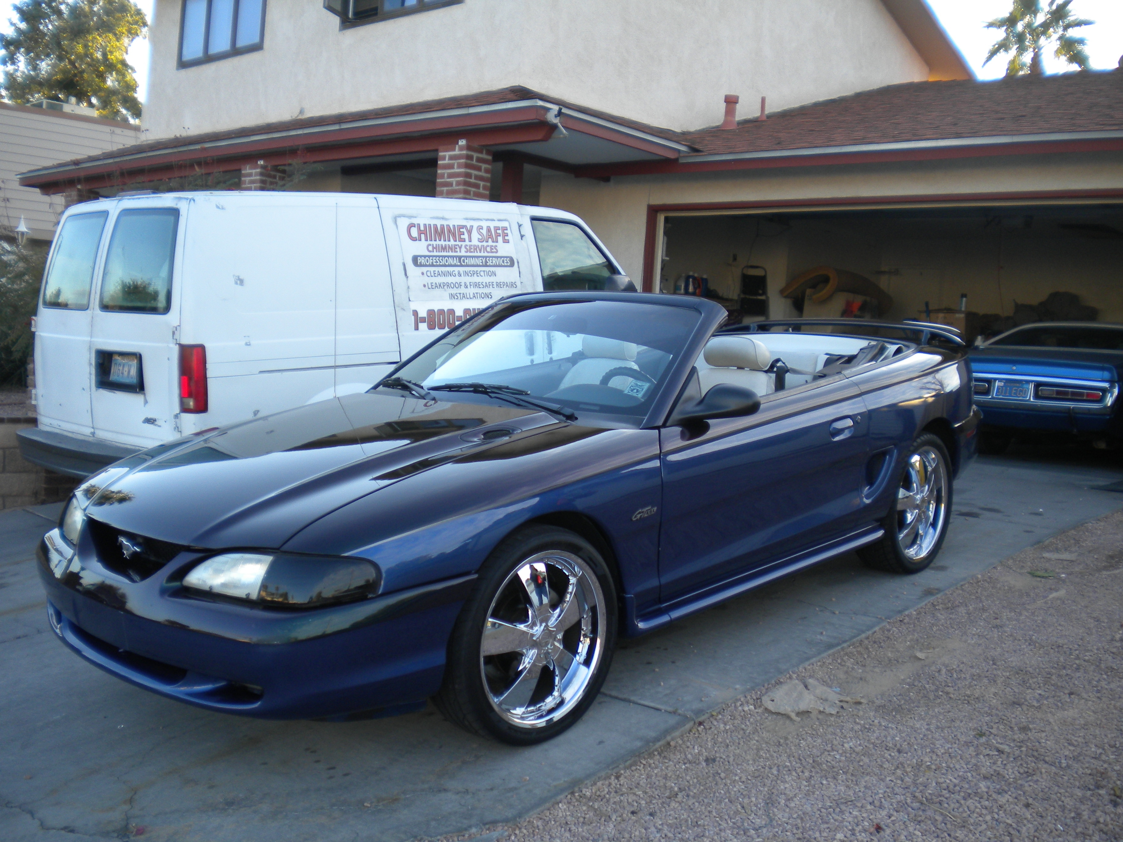 Another 72charger440se 1996 Ford Mustang post... - 15408282
