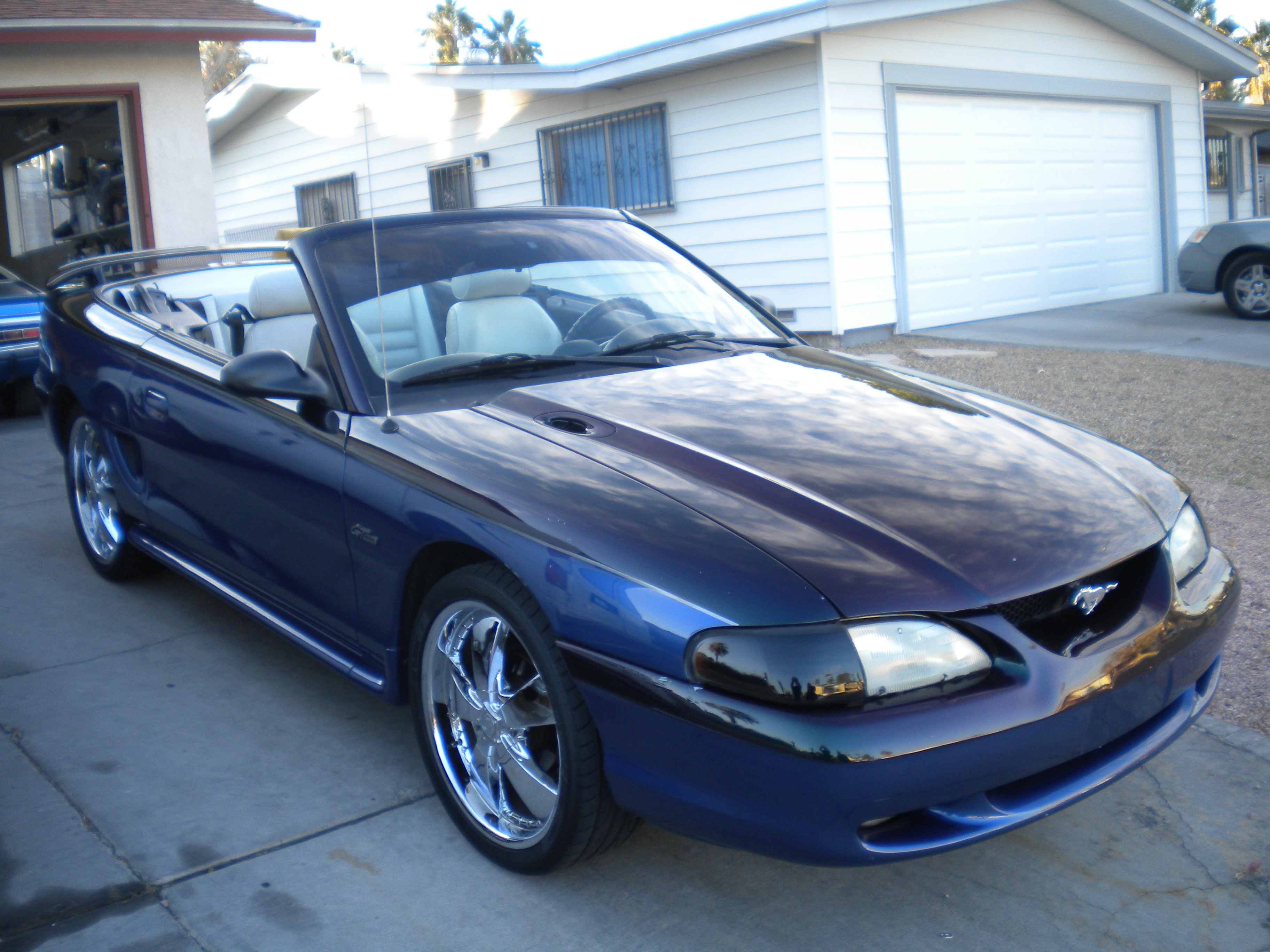 Another 72charger440se 1996 Ford Mustang post... - 15408308