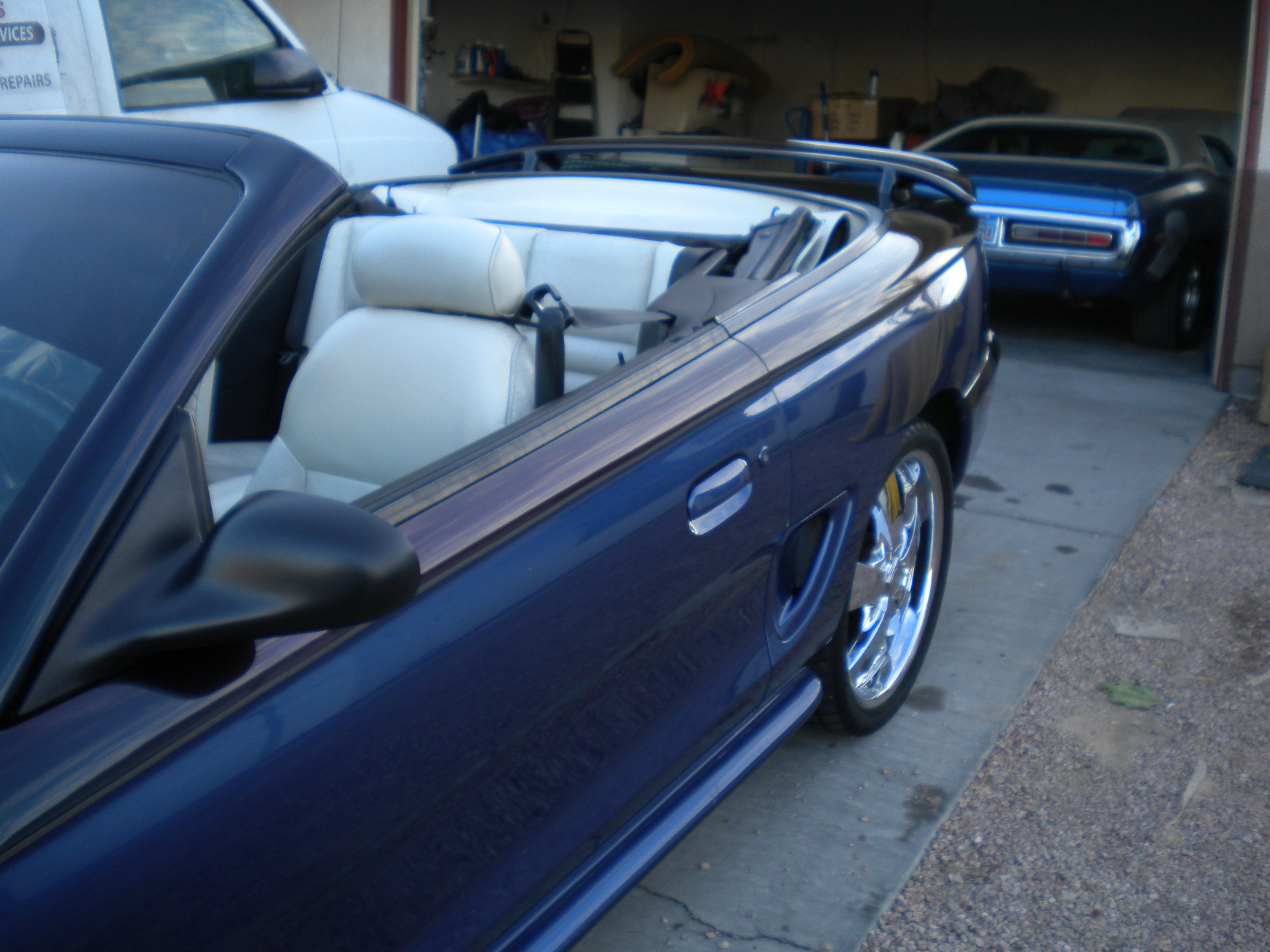 Another 72charger440se 1996 Ford Mustang post... - 15408350