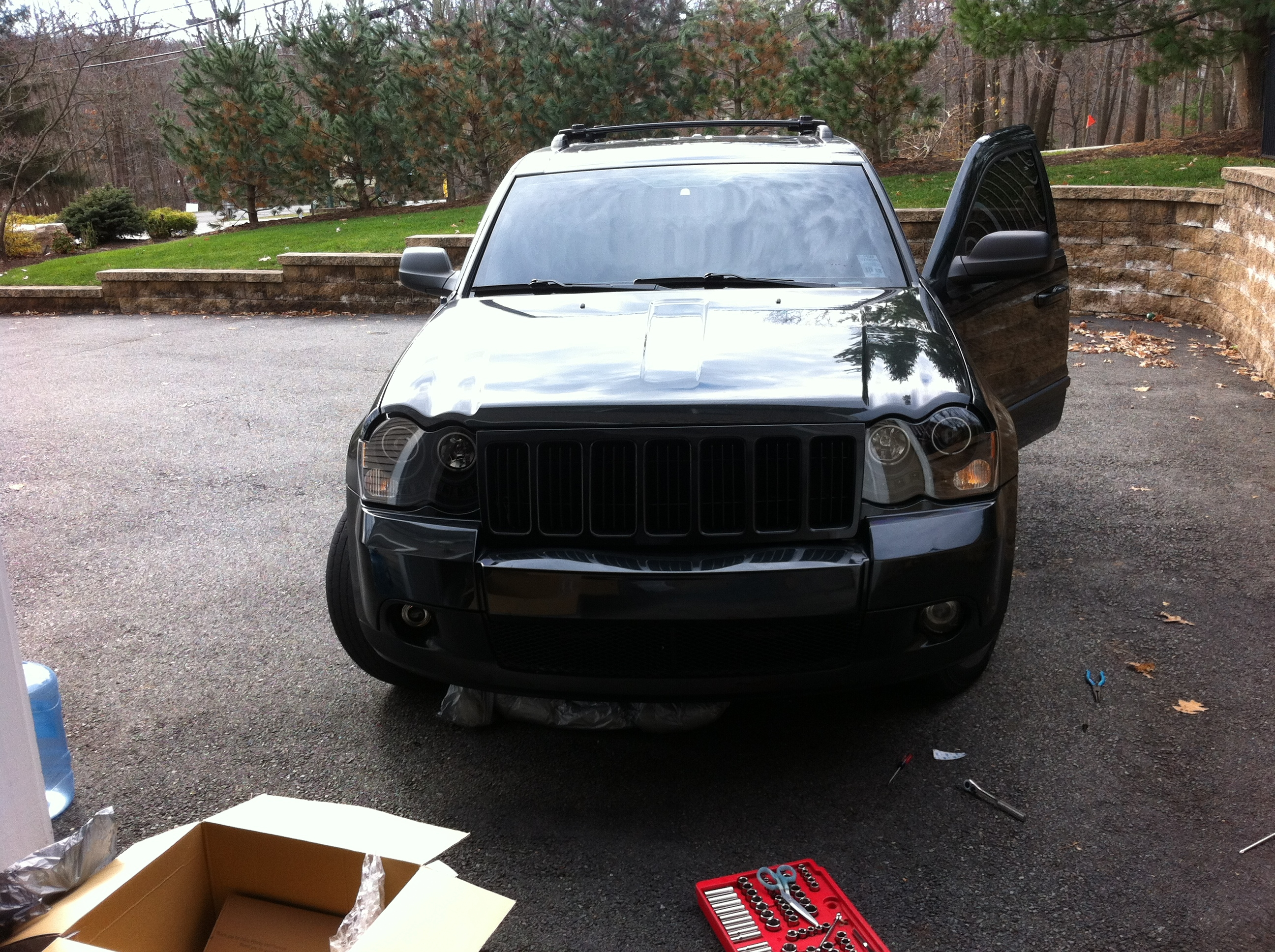 Another Aschleicher 2008 Jeep Grand Cherokee post... - 15423617
