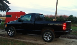 SolScubas 2003 Dodge Ram 1500 Regular Cab
