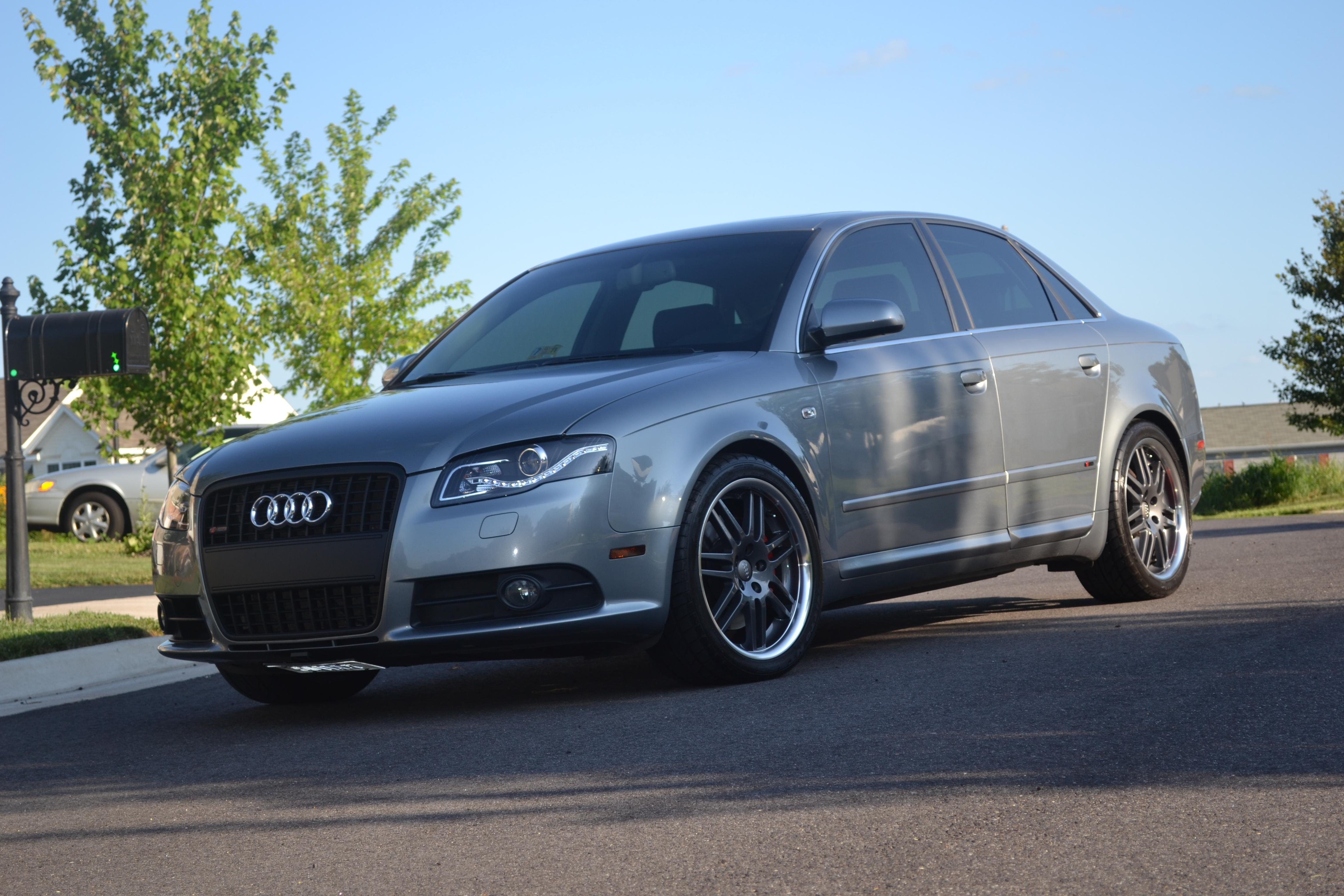 mattschaeffer81 39 s 2007 audi a4 2 0t quattro sedan 4d in culpeper va. Black Bedroom Furniture Sets. Home Design Ideas