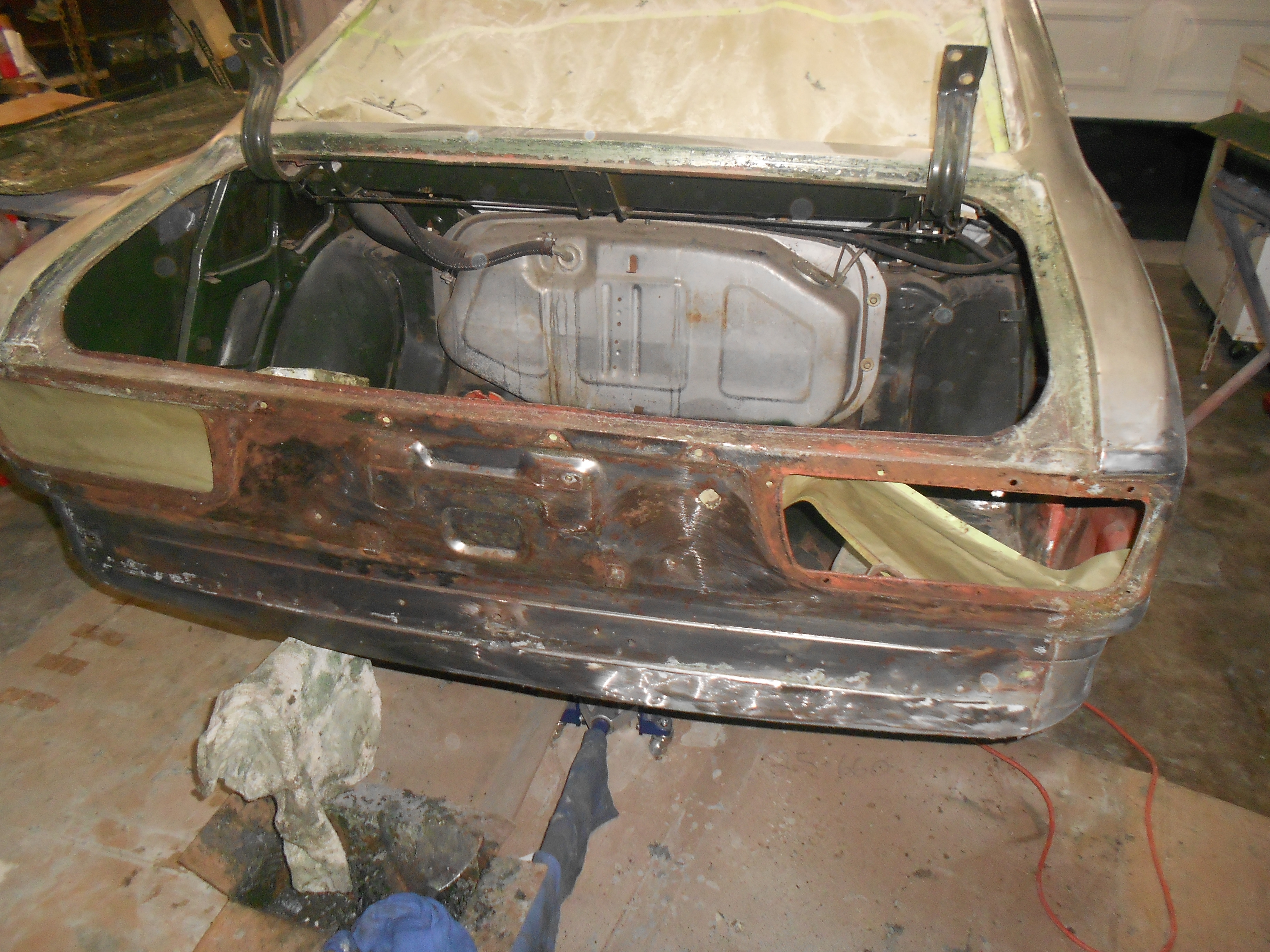 Another Oracles 1972 Toyota Trueno post... - 15684208