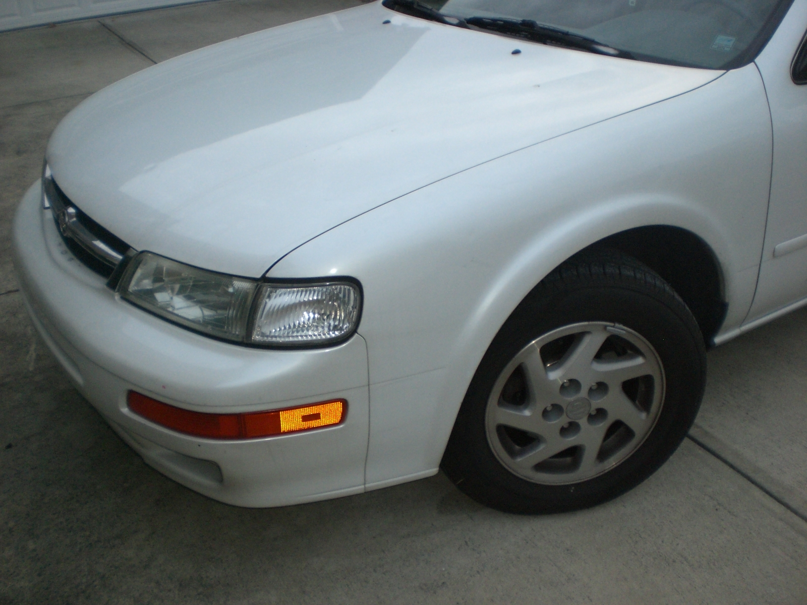 Another Sentra10100 1997 Nissan Maxima post... - 15565842