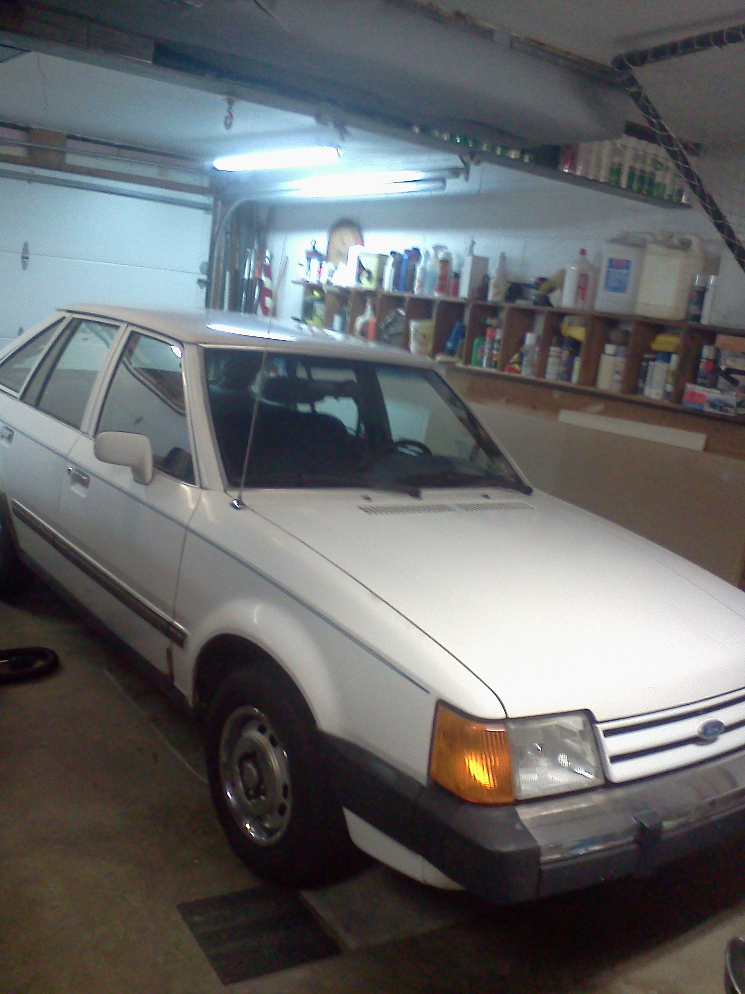 Another 85grandprixowner 1987 Ford Escort post... - 15531358