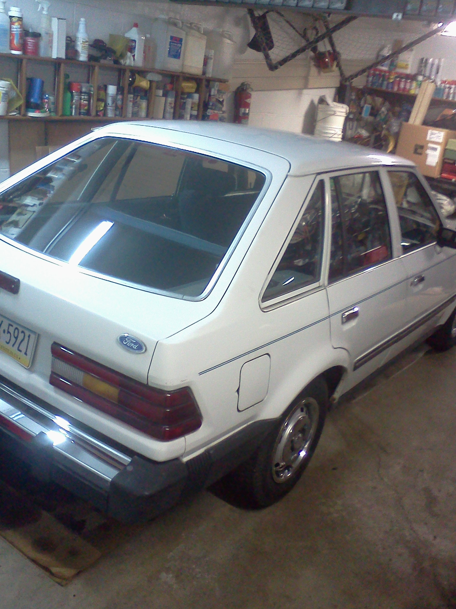 Another 85grandprixowner 1987 Ford Escort post... - 15531361